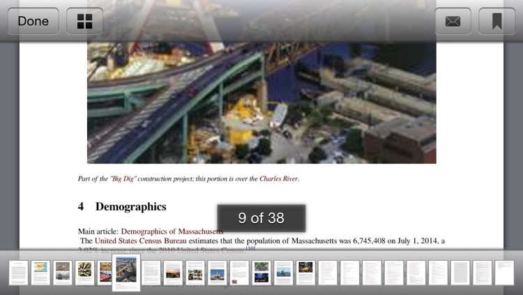 Massachusetts/Boston Offline Map & Navigation & POI & Travel Guide & Wikipedia with Real Time Traffic Cameras Pro screenshot-4