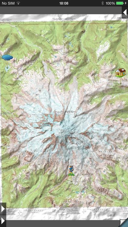 Topo Maps screenshot-3