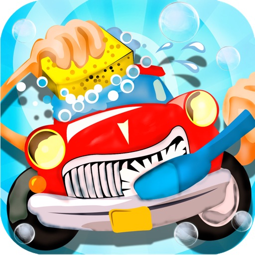 Wash My Car For Kids