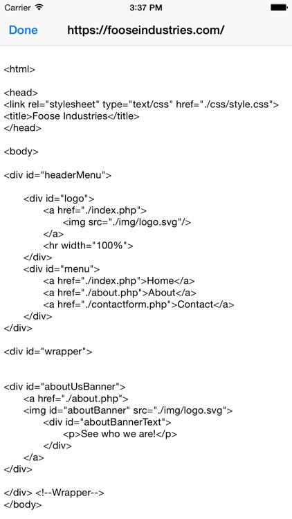 Xplorer Web Browser