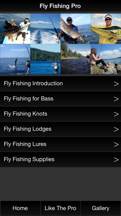 Fly Fishing Pro - All About Fly Fishing Tips, Fishing Knots, Bass Fishing screenshot-0