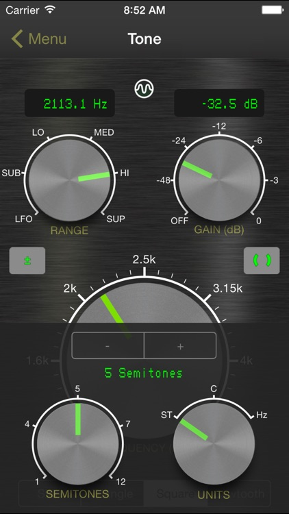 Signal Generator: Audio Test Tone Utility