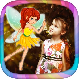 Your photo with fairies