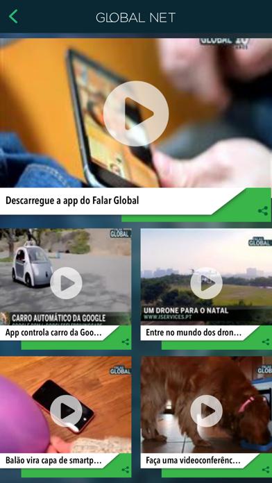 Falar Global screenshot two