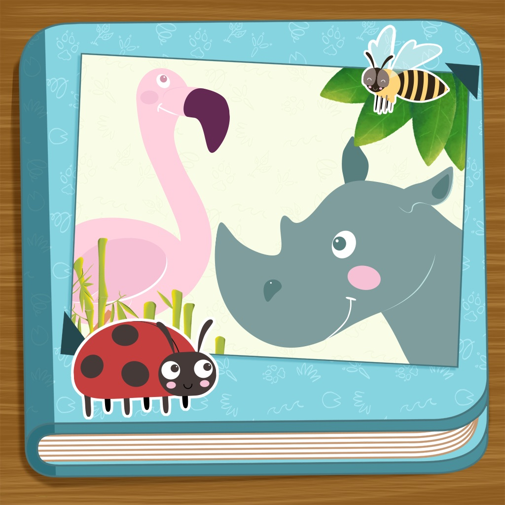 Animals Picture Book: Kids first words and Games hack