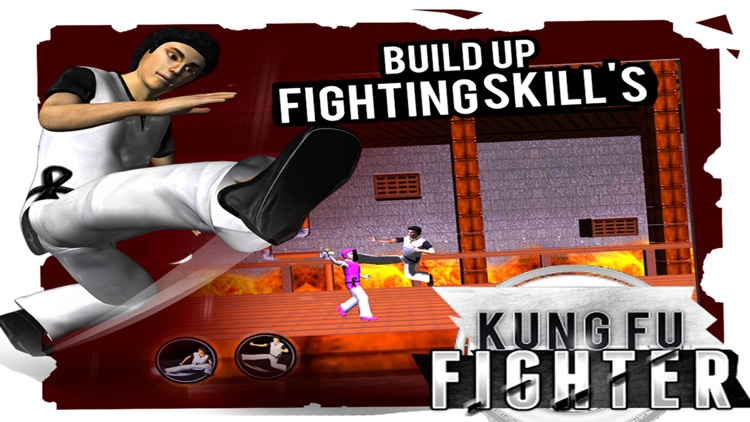 Kung Fu Fighter ( Fighting Games )