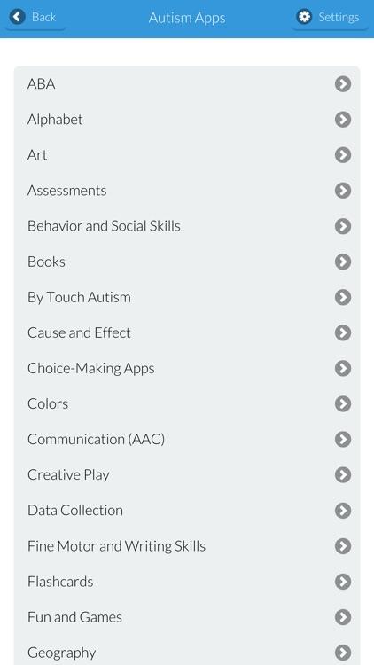 Autism Apps screenshot-4