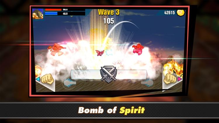 Dragon X Fighter : Saiyan Warrior screenshot-3