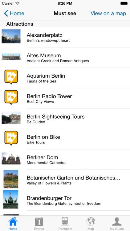 Berlin Travel Guide Offline screenshot-4