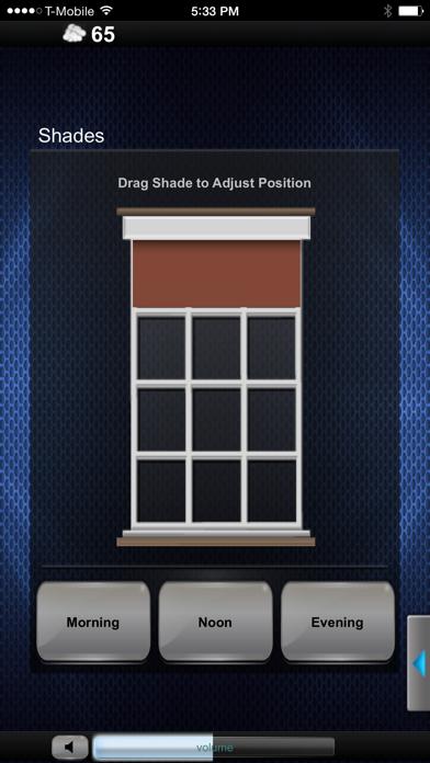 Crestron Mobile screenshot one