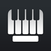 Piano Keyboard - Typing enquanto tocando piano