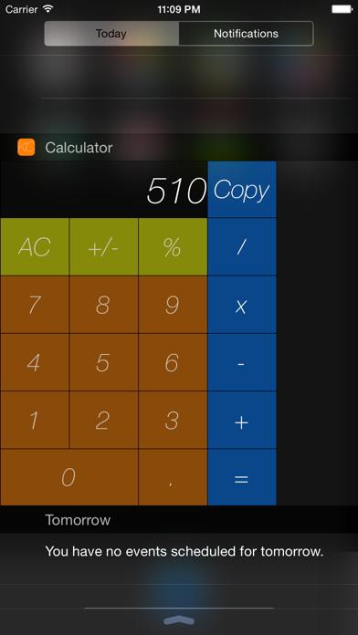 KeyCalc - Keyboard Calculator screenshot two