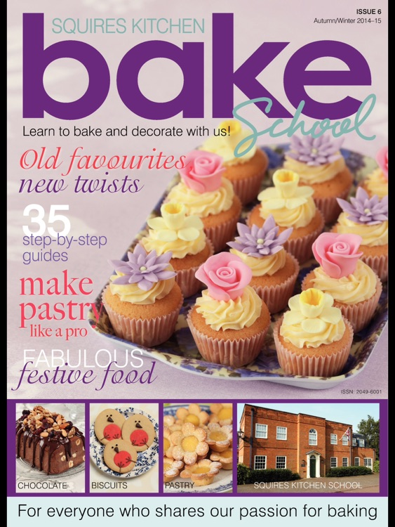 Bake & Decorate Magazine: for everyone who shares our passion for baking screenshot-1