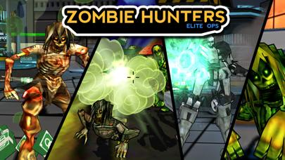 Zombie Hunters 3D: Elite Ops screenshot one