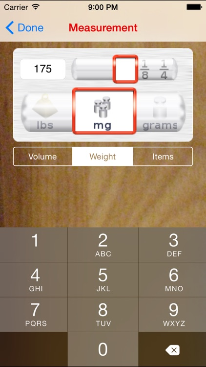 Serving Sizer recipe converter screenshot-3