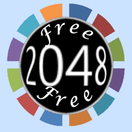 Circular 2048+ Free