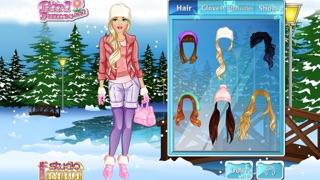 Winter Outfit Fashion Studio