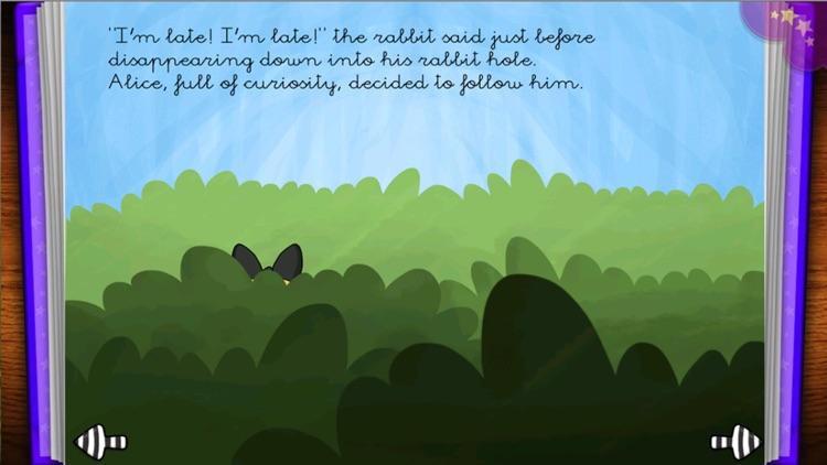 Alice in Wonderland - PlayTales screenshot-4