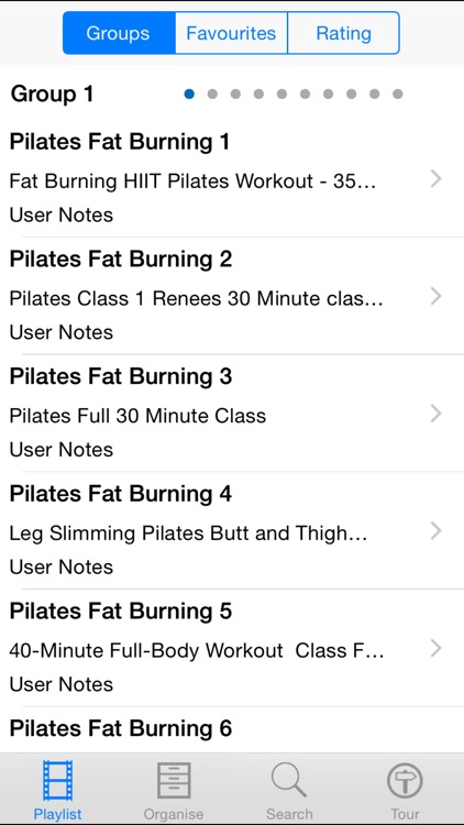 Pilates Fat Burning