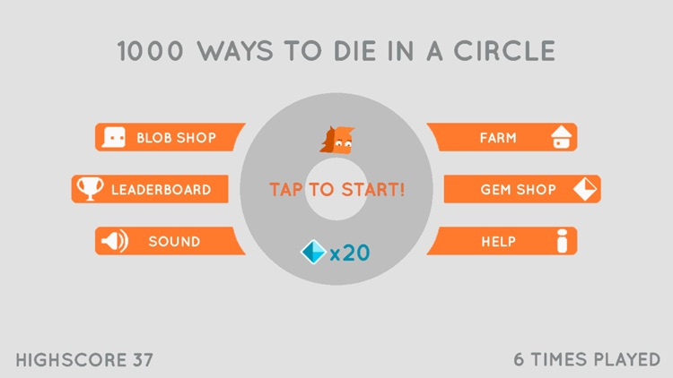 1000 ways to die in a circle