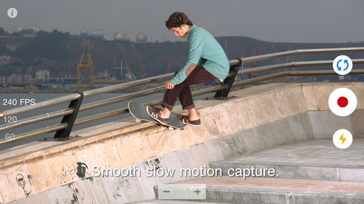 Slow Motion Replay Video Camera - ReplayCam