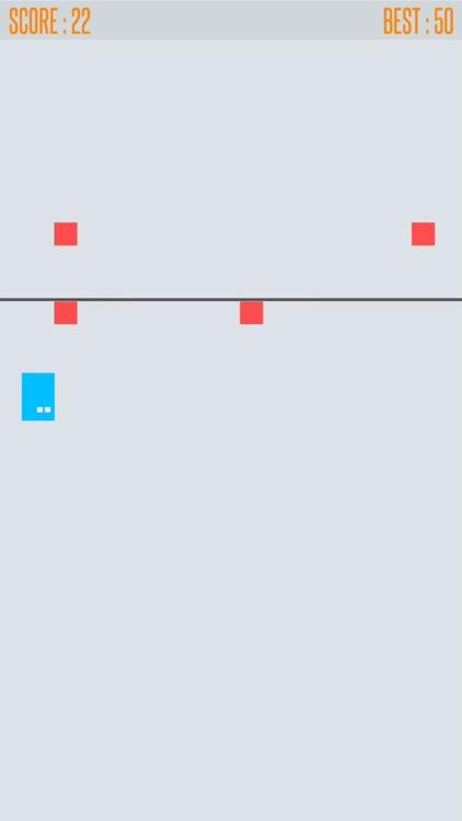 Mr Block - 2 Sides Jump And Run Game screenshot-3