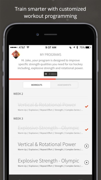 STACK Personal Coach - Customized Workouts