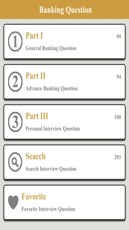 Banking Interview Questions