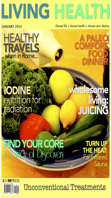 Living Health Magazine