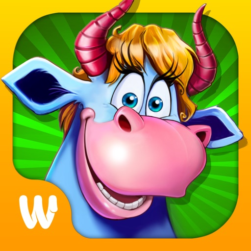 Farm Frenzy Inc. – best farming time-management sim puzzle adventure for you and friends! icon