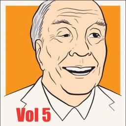 Jorge Luis Borges Collection Volume 5
