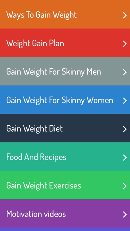 How To Gain Weight - Complete Video Guide
