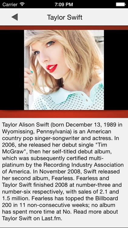 Music top 100 hits PRO screenshot-4