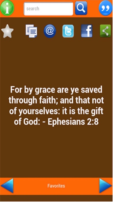Image of: Daily Bible Screenshot 4 For Bible Quotes And Verses App Sliced Bible Quotes And Verses App Price Drops