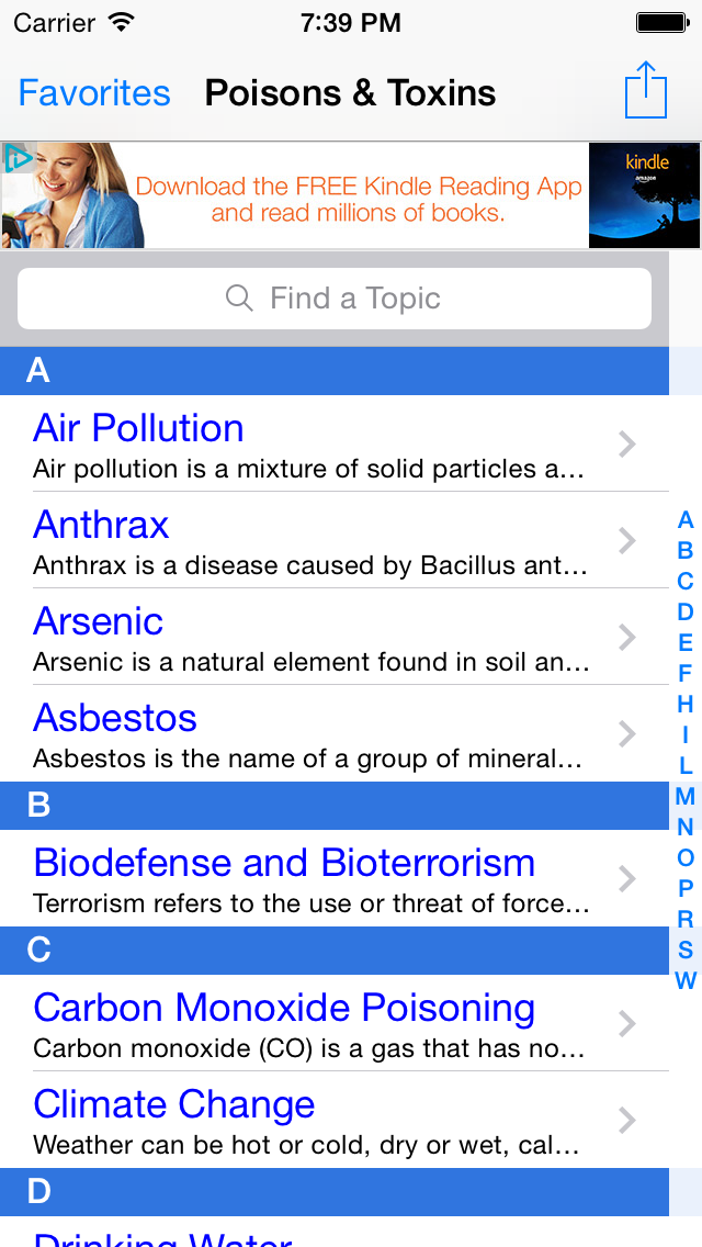 Poisons & Toxins: Toxic Drugs & Medications, Reference