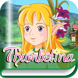 "Thumbelina Story Book ""for iPad"""