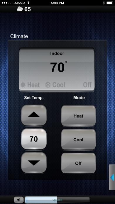 Crestron Mobile Pro Screenshot 1