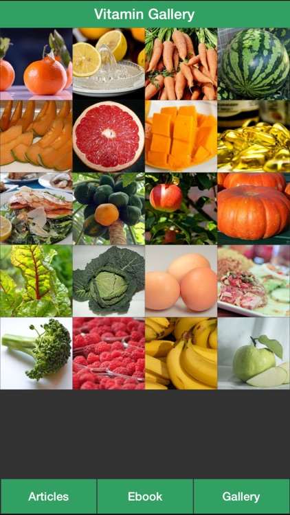 Vitamin Guide - A Guide To Eating Right Vitamin For Healthy! screenshot-1