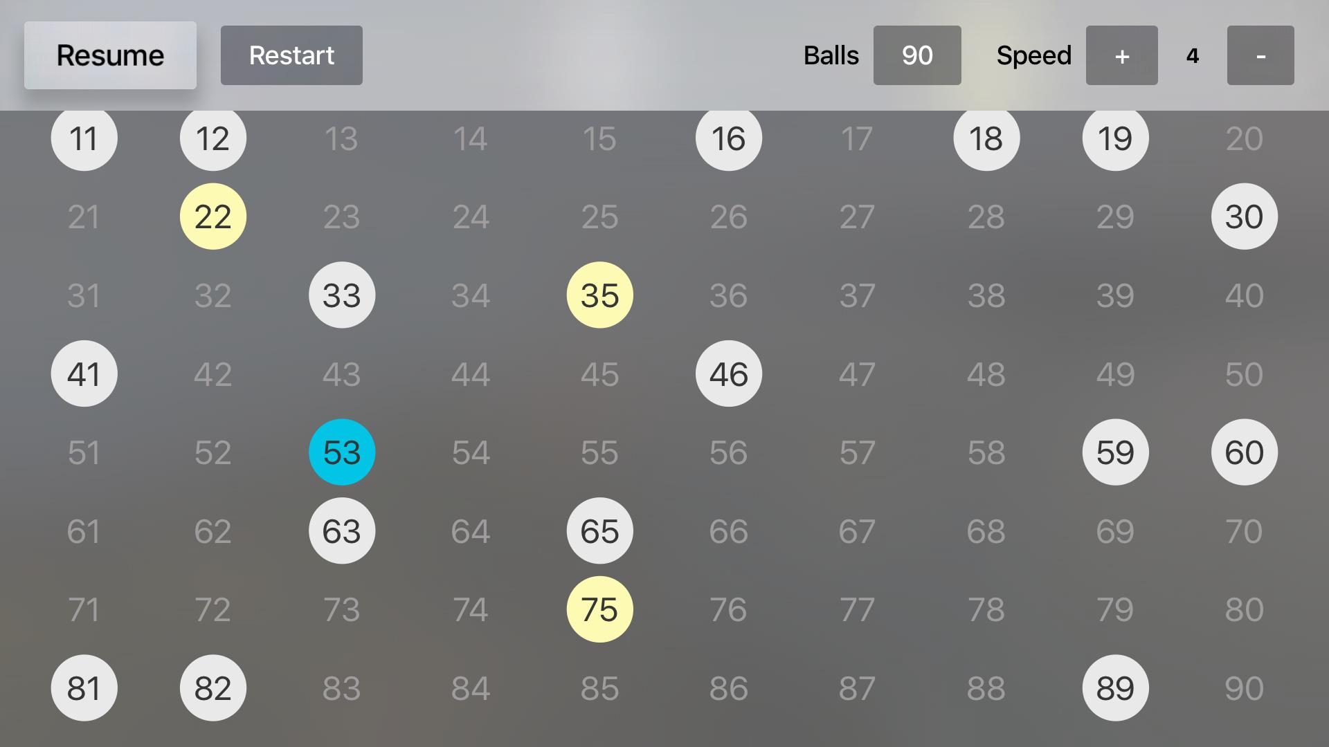 Bingo!! screenshot 6