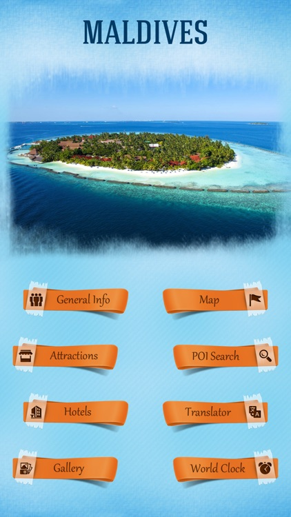 Maldives Tourism Guide screenshot-1