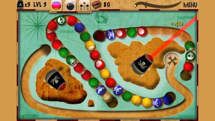Blackbeard's Assault Free screenshot-4
