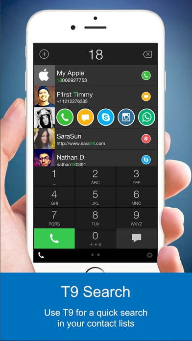 OneTouchDial   - Speed Dial, One Tap Dialer, Phone Call, Face Call, Touch Photo Dialer, Favorites Quick Dial Screenshot 2