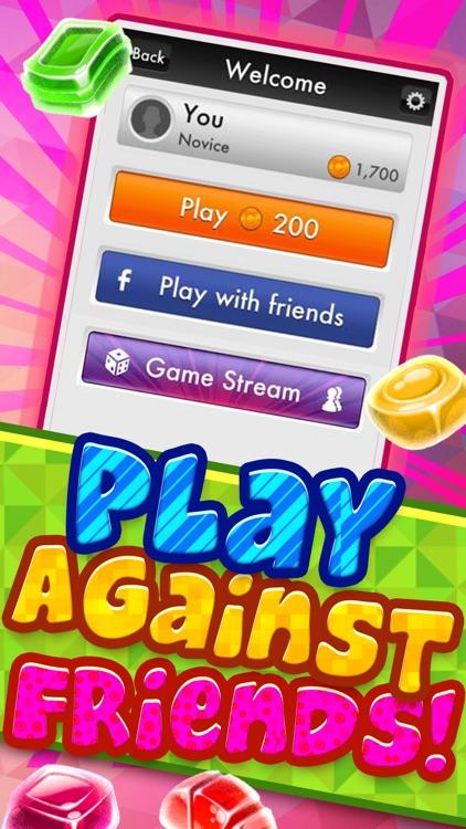 Best Candy Games 2015 - Soda Pop Match 3 Candies Game For Children HD FREE screenshot-3