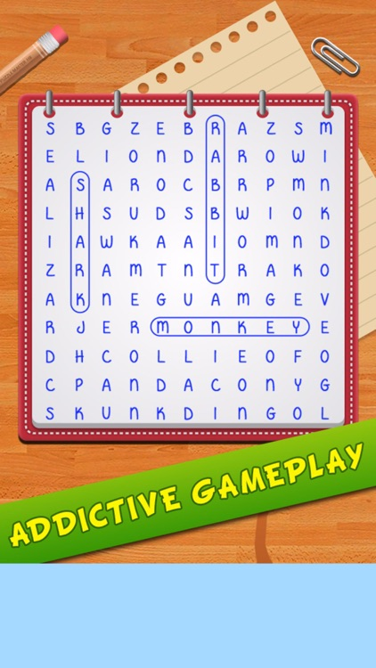 Free Word Search Games +