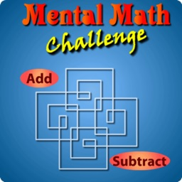 Mental Math Challenge Add and Subtract