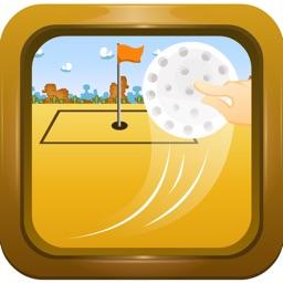Golf Flick Fun Desert Super Course