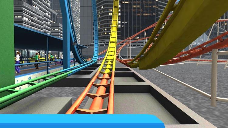 VR Roller Coaster screenshot-4