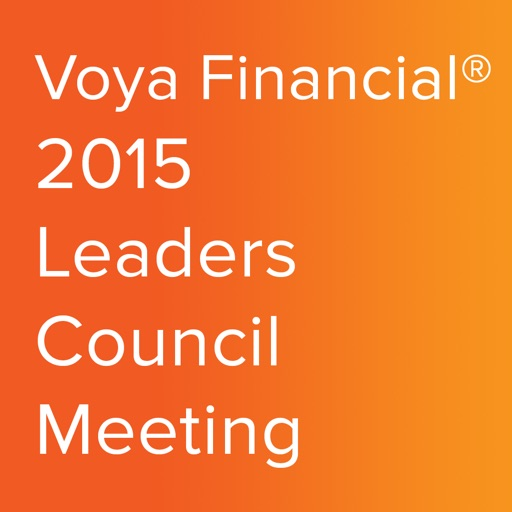 2015 Leaders Council Meeting