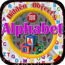 Activities of Hidden Alphabets:Garden,Mystery,Scary,Christmas