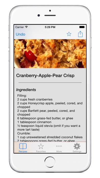 All Healthy Recipes screenshot two